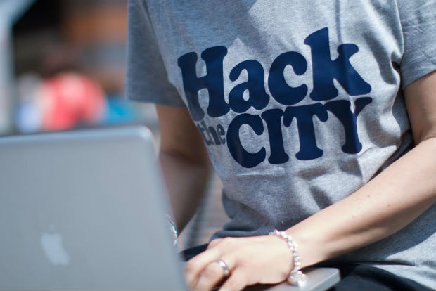 Hackathon – Hack the city 2018